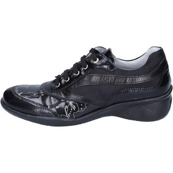 Topánky Dievčatá Nízke tenisky 1A Classe Alviero Martini BM356 Čierna