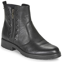 Topánky Ženy Polokozačky IgI&CO DONNA BRIGIT Čierna