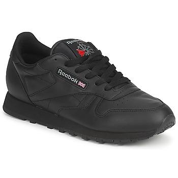 Topánky Nízke tenisky Reebok Classic CLASSIC LEATHER Čierna