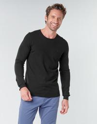 Oblečenie Muži Svetre Teddy Smith POKI Čierna