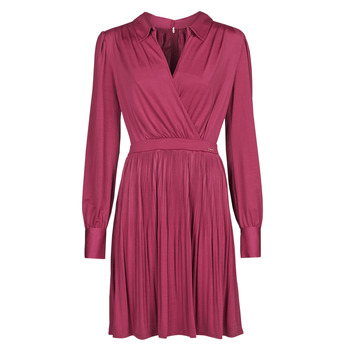 Oblečenie Ženy Krátke šaty Marciano PLAYA DRESS Bordová