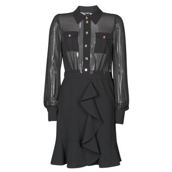 Oblečenie Ženy Krátke šaty Marciano CAROL SHORT DRESS Čierna