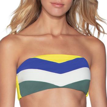 Oblečenie Ženy Plavky kombinovateľné Maaji 3186SBA01 730 Modrá