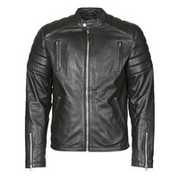 Oblečenie Muži Kožené bundy a syntetické bundy Schott LC FUEL Čierna