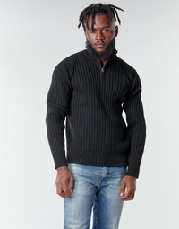 Oblečenie Muži Svetre Schott PLECORAGE2 Čierna