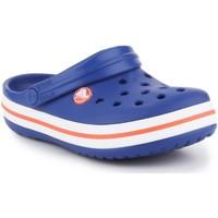 Topánky Deti Sandále Crocs Crocband Clog K 204537-4O5 navy