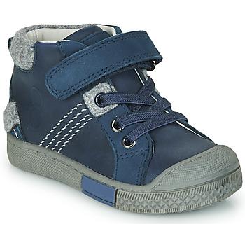 Topánky Chlapci Členkové tenisky Mod'8 HERY Námornícka modrá