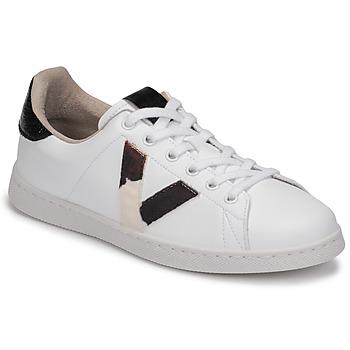 Topánky Ženy Nízke tenisky Victoria TENIS PIEL Biela