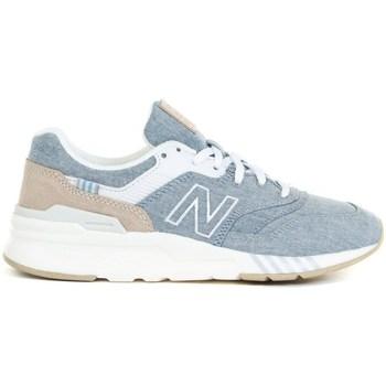 Topánky Ženy Bežecká a trailová obuv New Balance 997 Sivá, Modrá, Béžová