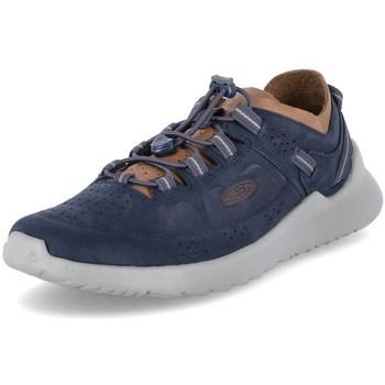 Topánky Muži Derbie Keen Highland Modrá