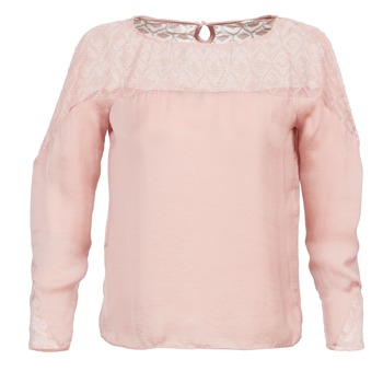 Oblečenie Ženy Blúzky Naf Naf KIKI Ružová