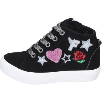 Topánky Dievčatá Členkové tenisky Fiorucci BM420 Čierna