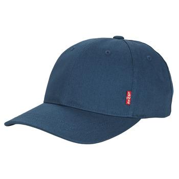 Textilné doplnky Muži Šiltovky Levi's CLASSIC TWILL RED CAP Modrá