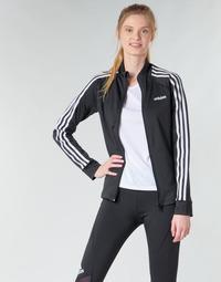 Oblečenie Ženy Vrchné bundy adidas Performance W D2M 3S TT Čierna