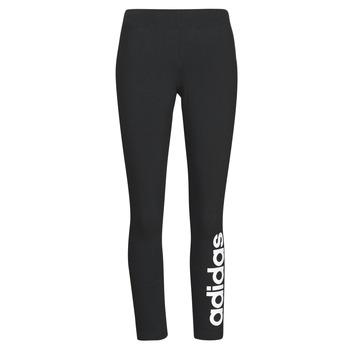 Oblečenie Ženy Legíny adidas Performance W E LIN TIGHT Čierna