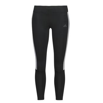Oblečenie Ženy Legíny adidas Performance RUN IT TGT W Čierna