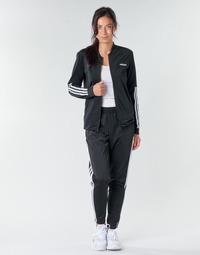 Oblečenie Ženy Súpravy vrchného oblečenia adidas Performance WTS BACK2BAS 3S Čierna
