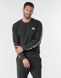 Oblečenie Muži Mikiny adidas Performance M E TPE SWT Čierna