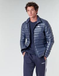 Oblečenie Muži Vyteplené bundy adidas Performance Varilite Jacket Ink