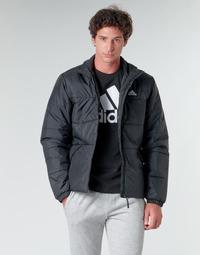 Oblečenie Muži Vyteplené bundy adidas Performance BSC 3S INS JKT Čierna