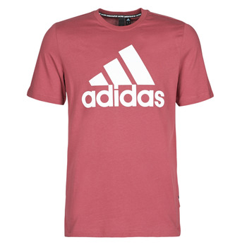 Oblečenie Muži Tričká s krátkym rukávom adidas Performance MH BOS Tee Červená / Heritage