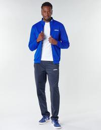 Oblečenie Muži Súpravy vrchného oblečenia adidas Performance MTS BASICS Modrá