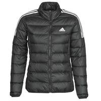 Oblečenie Ženy Vyteplené bundy adidas Performance W ESS DOWN JKT Čierna