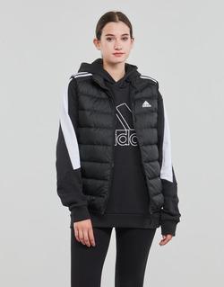 Oblečenie Muži Vyteplené bundy adidas Performance ESS DOWN VEST Čierna