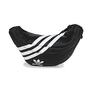 Tašky Ľadvinky adidas Originals WAISTBAG NYLON Čierna