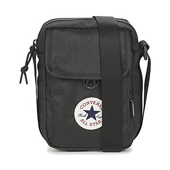 Tašky Vrecúška a malé kabelky Converse CROSS BODY 2 Čierna