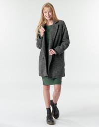 Oblečenie Ženy Kabáty Petrol Industries JACKET WOOL Šedá