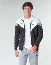 Oblečenie Muži Bundy  Puma BMW MMS MCS SWEAT JACKET Čierna