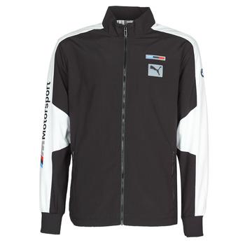 Oblečenie Muži Vrchné bundy Puma BMW MMS WVN JACKET F Čierna / Šedá / Biela