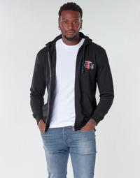 Oblečenie Muži Mikiny Diesel BRANDON Čierna