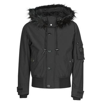 Oblečenie Muži Parky Diesel W-JAMES Čierna