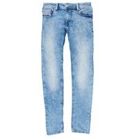 Oblečenie Chlapci Rifle Skinny  Diesel SLEENKER Modrá