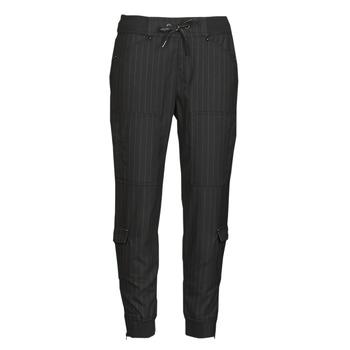 Oblečenie Ženy Nohavice päťvreckové Freeman T.Porter CELINE SILIANO Čierna