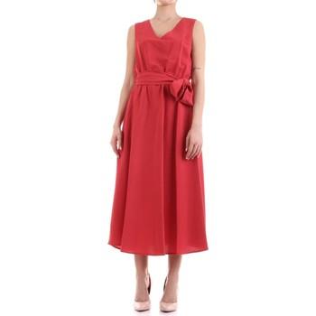 Oblečenie Ženy Dlhé šaty Fly Girl 9890-02 Rosso