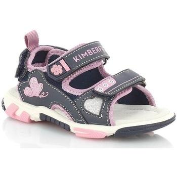 Topánky Dievčatá Sandále Kimberfeel YAGAMI Navy
