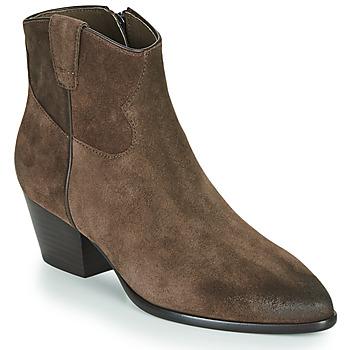 Topánky Ženy Čižmičky Ash HOUSTON Hnedá