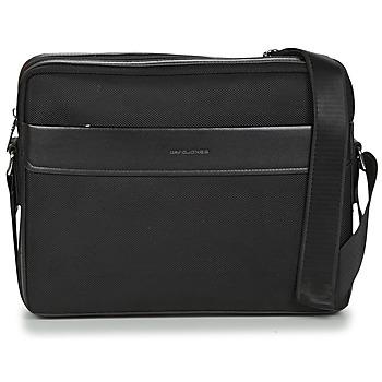 Tašky Kabelky a tašky cez rameno David Jones 799904 Čierna