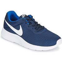 Topánky Muži Nízke tenisky Nike TANJUN Modrá / Biela