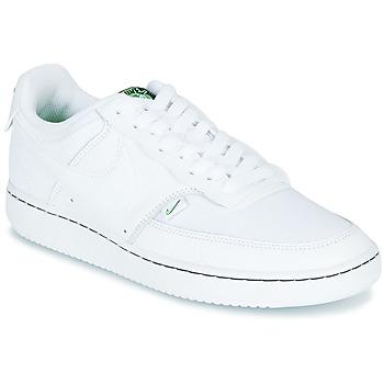 Topánky Ženy Nízke tenisky Nike COURT VISION LOW PREM Biela