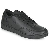 Topánky Ženy Nízke tenisky Nike COURT VINTAGE Čierna