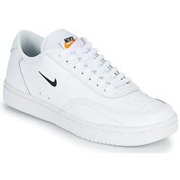 Topánky Ženy Nízke tenisky Nike COURT VINTAGE Biela