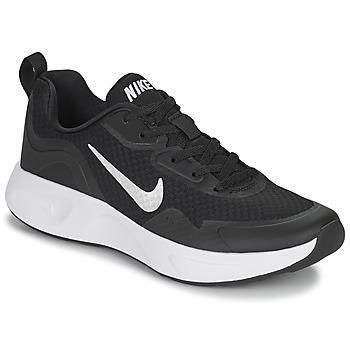 Topánky Ženy Univerzálna športová obuv Nike WEARALLDAY Čierna / Biela