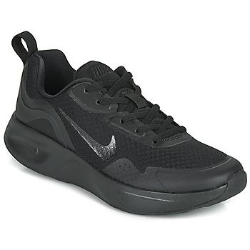 Topánky Ženy Nízke tenisky Nike WEARALLDAY Čierna