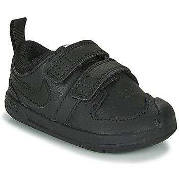 Topánky Deti Nízke tenisky Nike PICO 5 TD Čierna