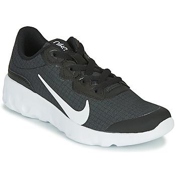 Topánky Deti Nízke tenisky Nike EXPLORE STRADA GS Čierna / Biela