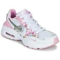 Topánky Dievčatá Nízke tenisky Nike AIR MAX FUSION SE GS Biela / Ružová